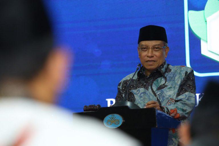 Pidato di Harlah ke-95, Said Aqil Bicara Soal Dua Tanggung Jawab NU