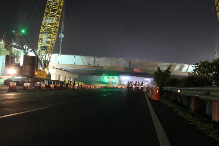 PT JKC Lanjutkan Pekerjaan Teknis Jembatan Kunciran Junction Arah Merak