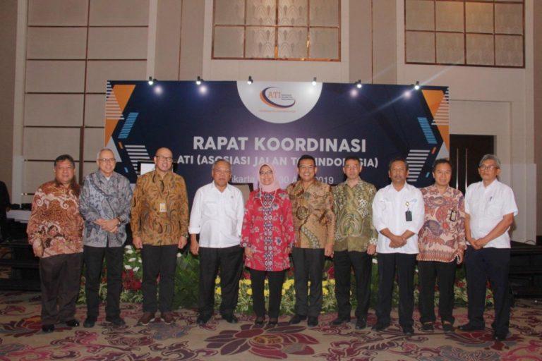 Asosiasi Jalan Tol Indonesia Gelar Rapat Koordinasi
