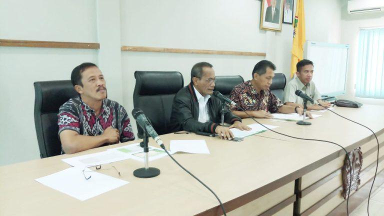 Kepala BKP Kementan Pimpin Rakor Sergap khusus di Jawa Tengah