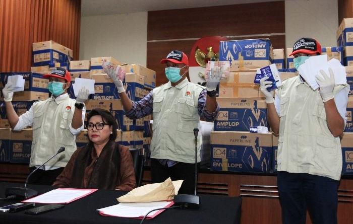 KPK Kembali Tegaskan Amplop Serangan Fajar Bowo Sidik Tak Terkait Pilpres