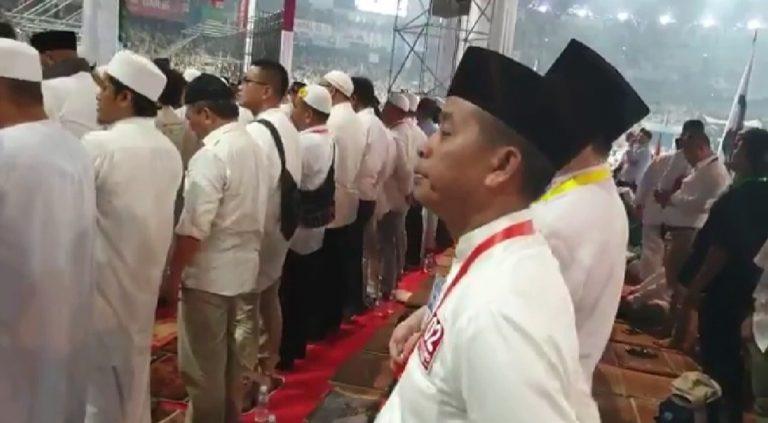 Kampanye Akbar Prabowo-Sandi, Polisi Lakukan Pengamanan Berlapis