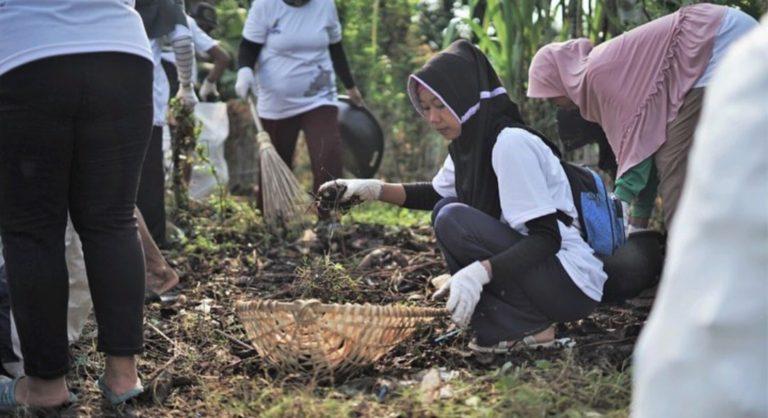 HUT BUMN, Pertamina Wujudkan Kampung Sehat di Karawang
