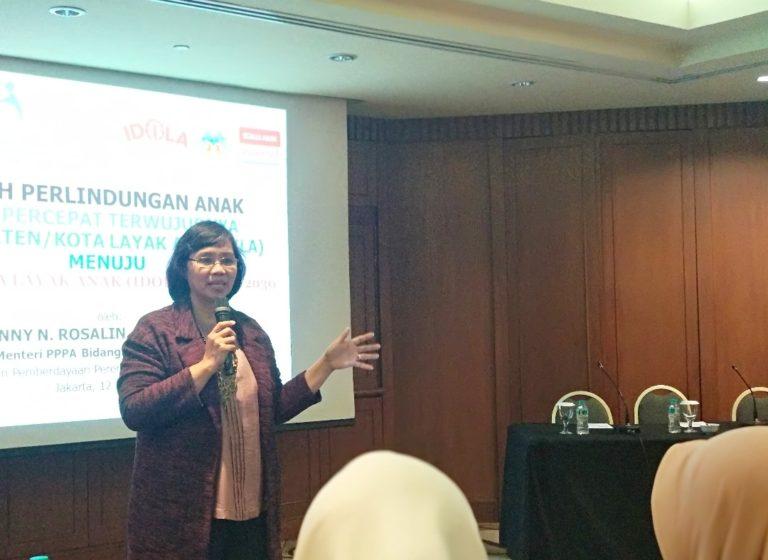 Kementerian PPPA Berharap Fiqih Perlindungan Anak Muhammadiyah Percepat Program IDOLA