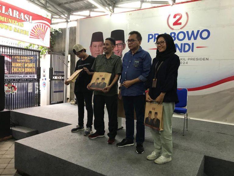 Tiga Fotografer Ini Raih Kejuaraan Lomba Foto Kampanye Akbar Prabowo-Sandi