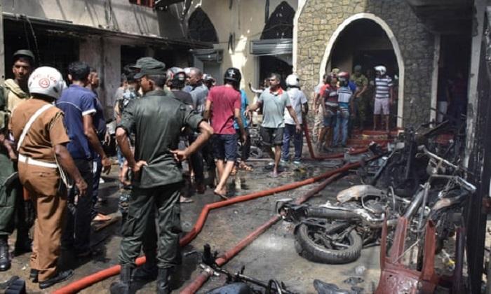 Prihatin Bom di Sri Lanka, Menag: Ini Tragedi Kemanusiaan