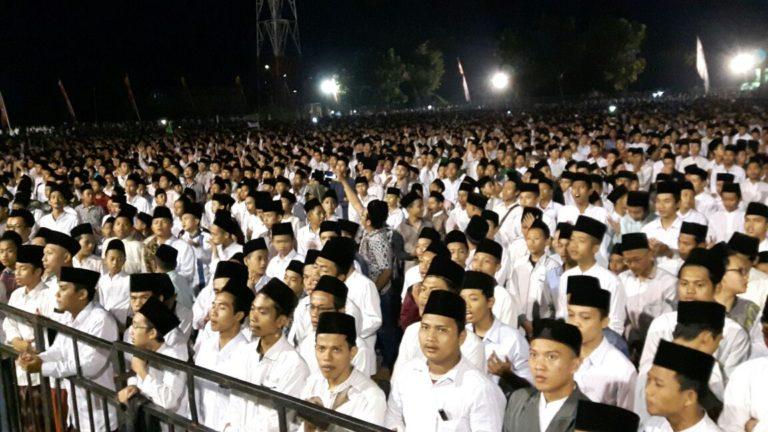 Sambut Ramadhan, 5.000 Jamaah Sholawat Nariyah Bakal Penuhi JIC