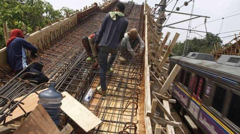 Renovasi JPO Pasar Minggu Akan Tonjolkan Ciri Khas Adat Betawi
