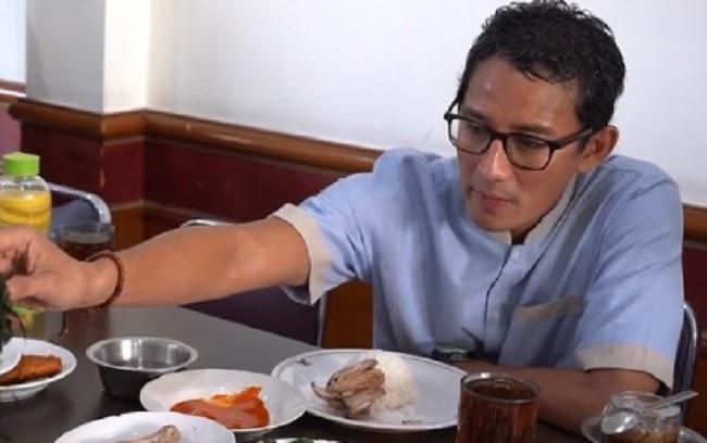 Sandiaga Uno: Restoran Padang Paling Siap untuk Mendunia