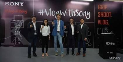 Dibanderol Rp 10 juta-an, Sony luncurkan Kamera Ultra-Mini Paling Ringan di Dunia