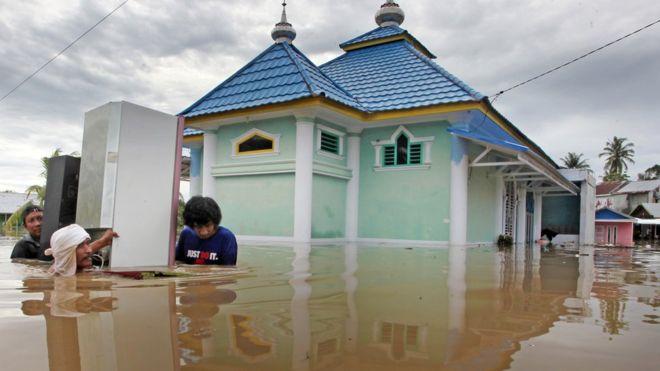 Pasca Bencana, 111 Gardu Distribusi dan 2 Penyulang Listrik di Bengkulu Kembali Normal