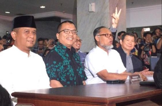 Tim hukum Prabowo-Sandi pede gugatannya bakal diterima MK