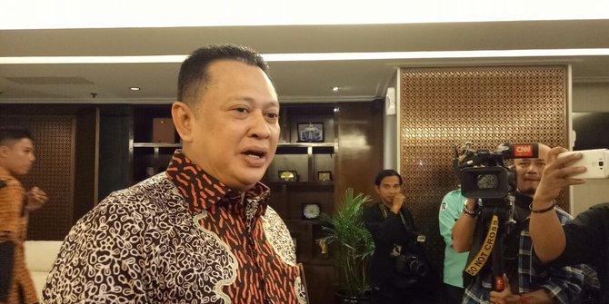 Musyawarah Mufakat, Bamsoet Terpilih Jadi Ketua MPR Periode 2019 -2024