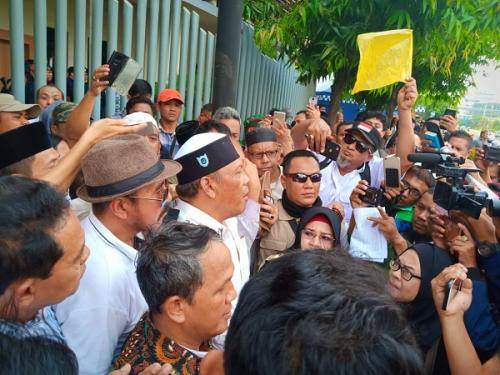 Kivlan Zen: Sampaikan saja bahwa SBY licik
