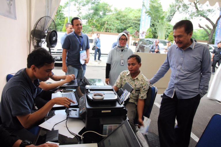 Ramadhan 2019, Jamkrindo Berangkatkan 1.700 Pemudik