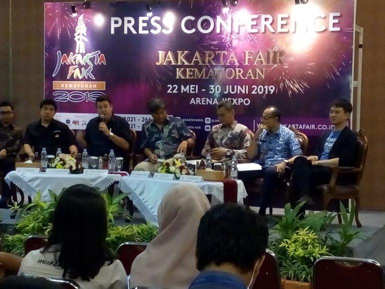 Arena Lampion dan Wahana Salju Bakal Meriahkan Jakarta Fair 2019