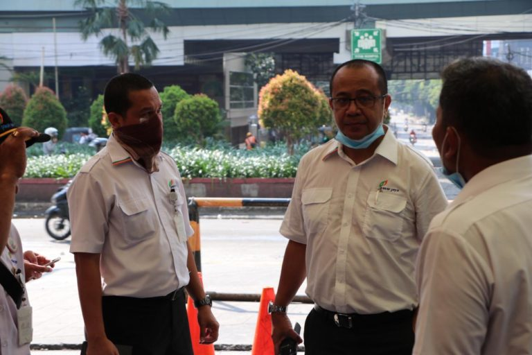 Sehari Pasca Ricuh Aksi 22 Mei, Pedagang Pasar Tanah Abang Pilih Tutup