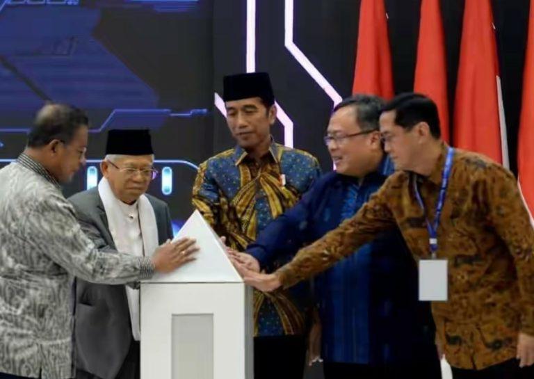 Luncurkan MEKSI, Jokowi Ingin Tingkatkan Sektor Industri Halal