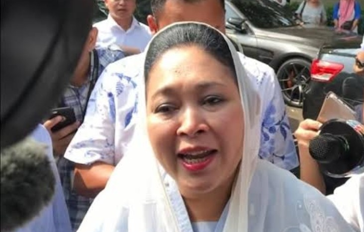 Dituding sebagai Dalang Kerusuhan 21-22 Mei, Titiek Soeharto Pasrah