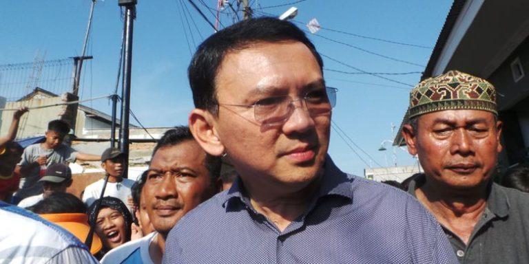 Momen Idul Fitri, Ahok Berharap Bangsa Indonesia Makin Rukun