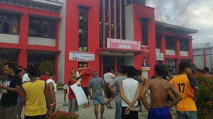 Ditjenpas Transfer 30 Bandar Narkoba dari Tangerang ke Nusakambangan