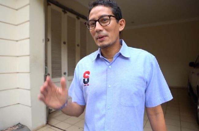 Maskapai Garuda Nyaris Lunglai, Sandi Minta Pemerintah Beri Dana Talangan