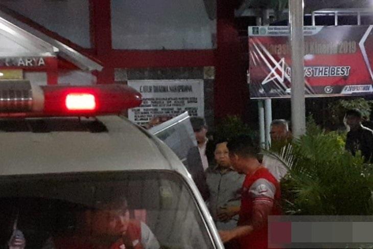 Setya Novanto dieksekusi ke Lapas Gunung Sindur