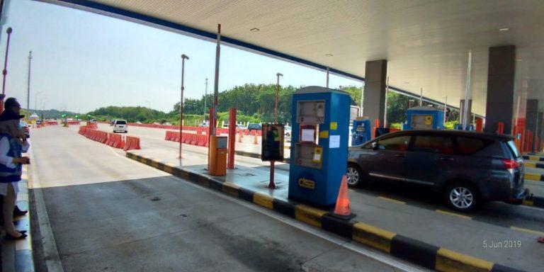 Sejak H-7, Tercatat 275.160 Kendaraan Lalui Gerbang Tol Kalikangkung