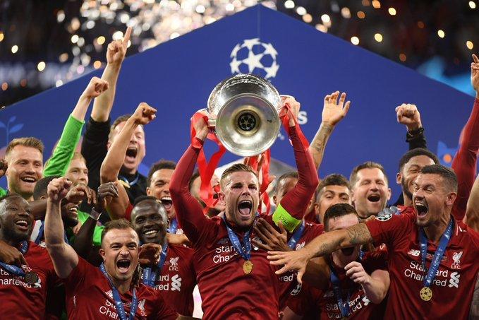 Kandaskan Tottenham Hotspurs, Liverpool Raih Juara Liga Champions ke 6