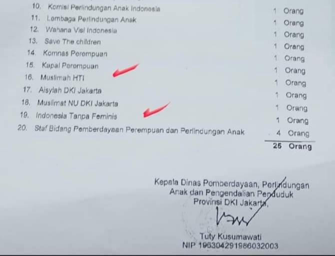 Kasus Undangan Organisasi Terlarang oleh Pemprov DKI Diminta Diusut Tuntas