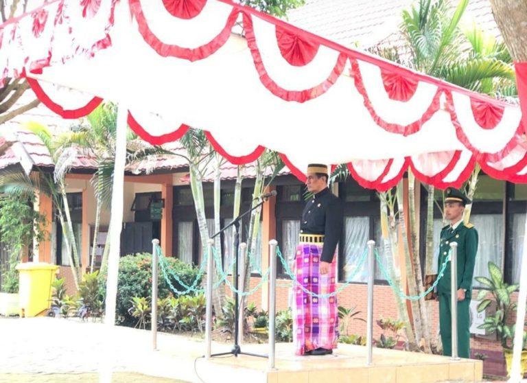Peringati Hari Lahir Pancasila, Menteri Amran Bakar Semangat Mahasiswa Gowa