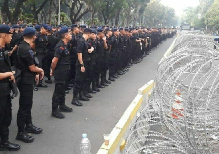 Polisi Bakal Gelar Razia jelang Putusan MK, ini Sasarannya