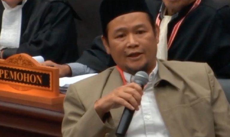 Usai Agus Maksum Bersaksi, Andi Arief Tuding BPN Tipu Rakyat