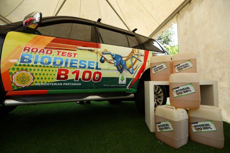 Dua Bulan Diuji Pakai, Biodiesel B100 Diklaim Lebih Hemat