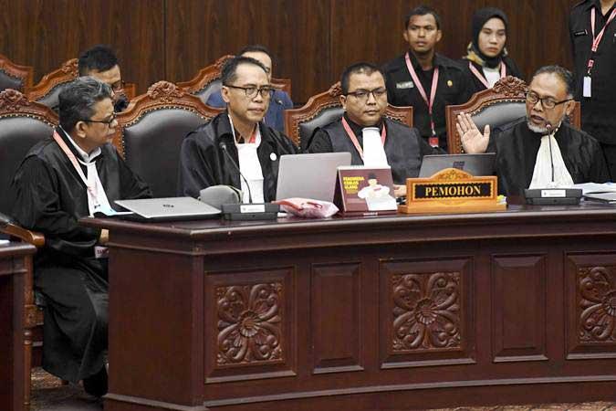 Yakin Jokowi menang, Yusril: Pemohon tidak mampu membuktikan gugatannya