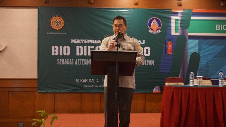 Biodiesel B-100 Hasil Riset Kementan Diprediksi Mampu Hemat Devisa 26 Triliun