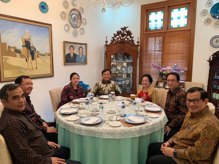 Sosok BG, Pengamat: Sinyal Kuat Megawati di Inner Circle Jokowi