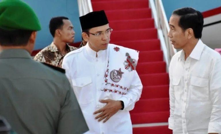 Dorong TGB jadi Menteri, Nahdlatul Wathan Sebut Jokowi Butuh Menteri Penghafal Alquran