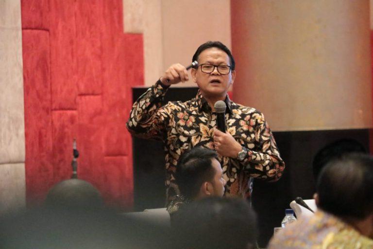 Focus Group Discussion; Optimalisasi Visi Negara Maritim
