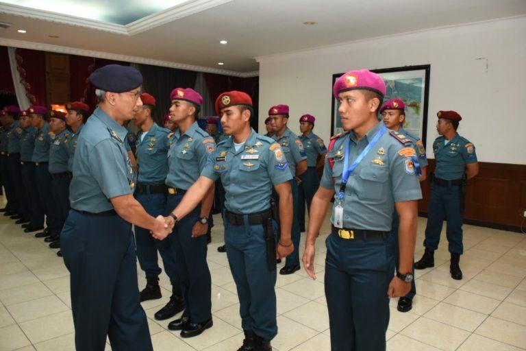 Pushidrosal bekali Pengetahuan Hidro-Oseanografi Pasukan Khusus TNI AL
