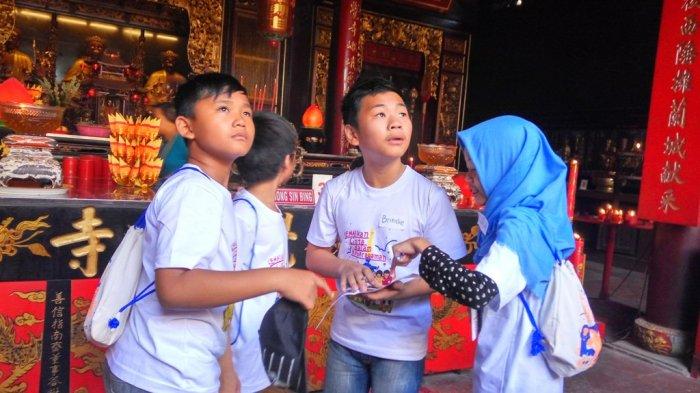 Jelang HAN 2019, Puluhan Anak Lintas Agama di Semarang Belajar Toleransi
