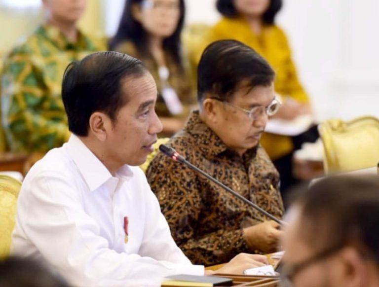 Jokowi Janji Segera Rampungkan Perbaikan Ekosistem Investasi