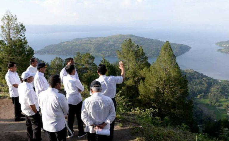 Sambut Penetapan Danau Toba Sebagai Global Geopark, DPD RI Minta Pemerintah Pusat dan Daerah Sinergi