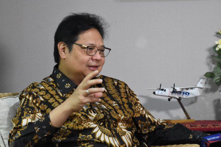 Ketua Golkar Pilih Bamsoet Jadi Ketua MPR Mendatang