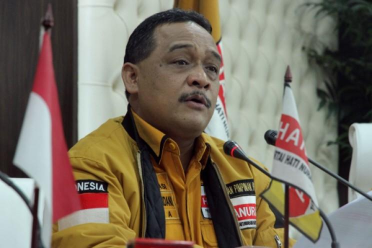 Kadernya Tidak Masuk Kabinet Indonesia Maju, Ini Reaksi Partai Hanura