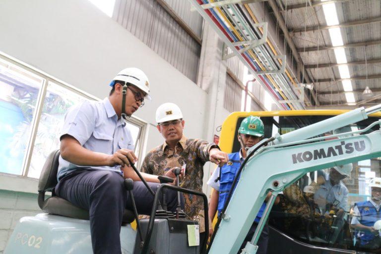 Kemenperin Pacu Kompetensi SDM Industri Alat Berat Semakin Berbobot