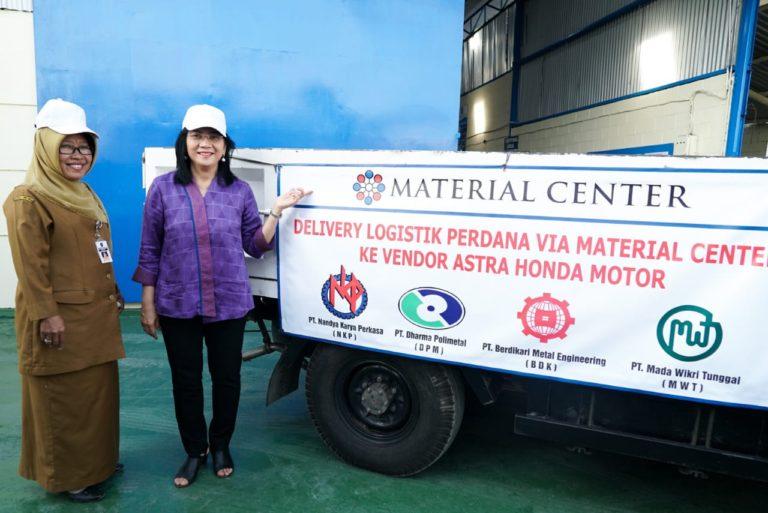 Kemenperin Dirikan Material Center IKM Logam di Tegal
