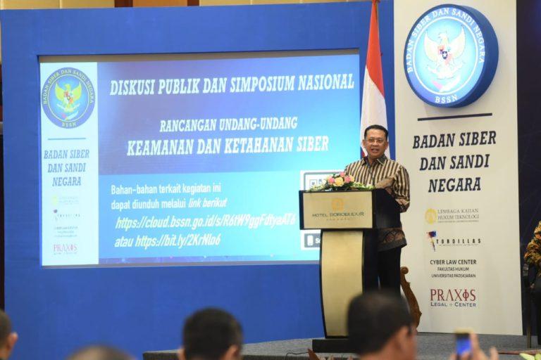 Ketua DPR: Pondasi Keamanan dan Ketahahan Siber Harus Diatur Melalui UU