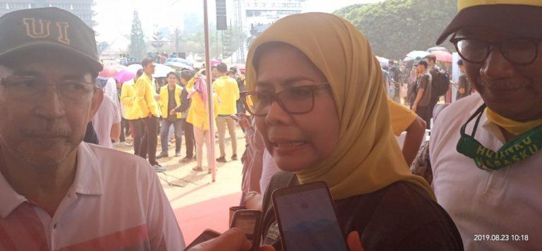 Dirut Jasa Marga Ajak Mahasiswa 'Perangi' Sampah Plastik