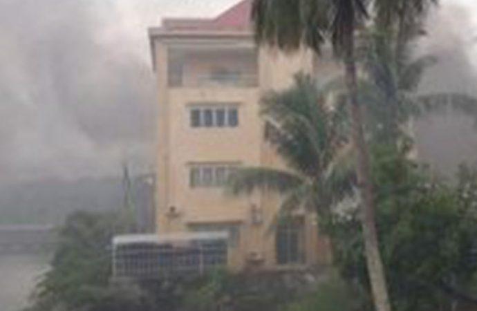 Gedung DPRD Manokwari Dibakar, Kapolda Papua Barat Turun Tangan